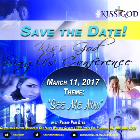 KISS God Conference 2017