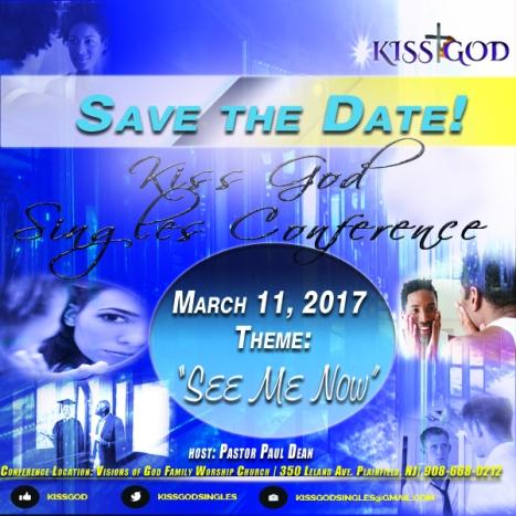 KISS God Conference 2017