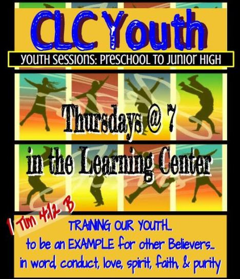 CLC YOUTH learning center